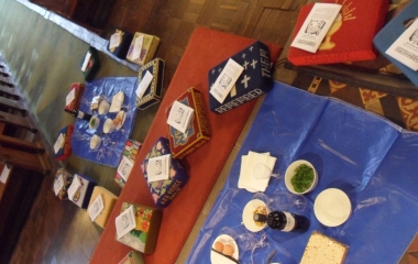 The Seder Passover Meal