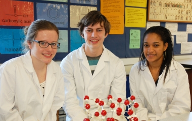 Outstanding Young Chemists