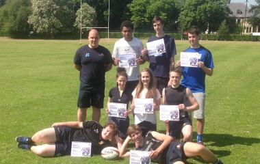 Student Rugby Leaders