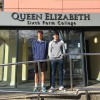 Sporting success for QE students