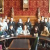 QE Politics students at historic day in Parliament