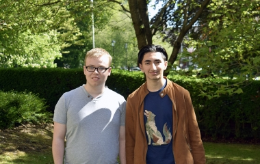 New student leaders elected