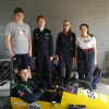 QE Students build and race their own electric car