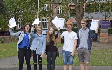 Record Results for QE Students!