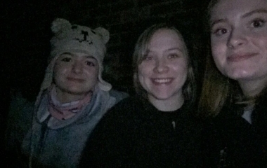 Sleep out for the homeless