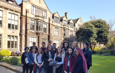 Medical Society visit to Newcastle University
