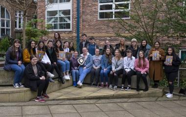 QE Students Win national award.