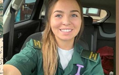 Lockdown Stories – Jess Webb