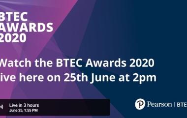 BTEC National Awards Ceremony