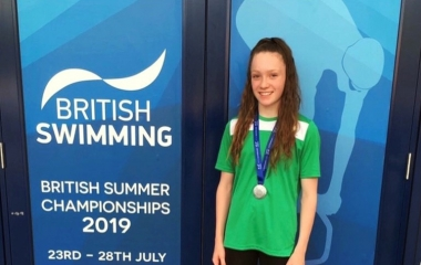 QE Student selected for England Swimming Squad