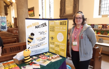 QE's Interact Club works with local  church in wildlife project
