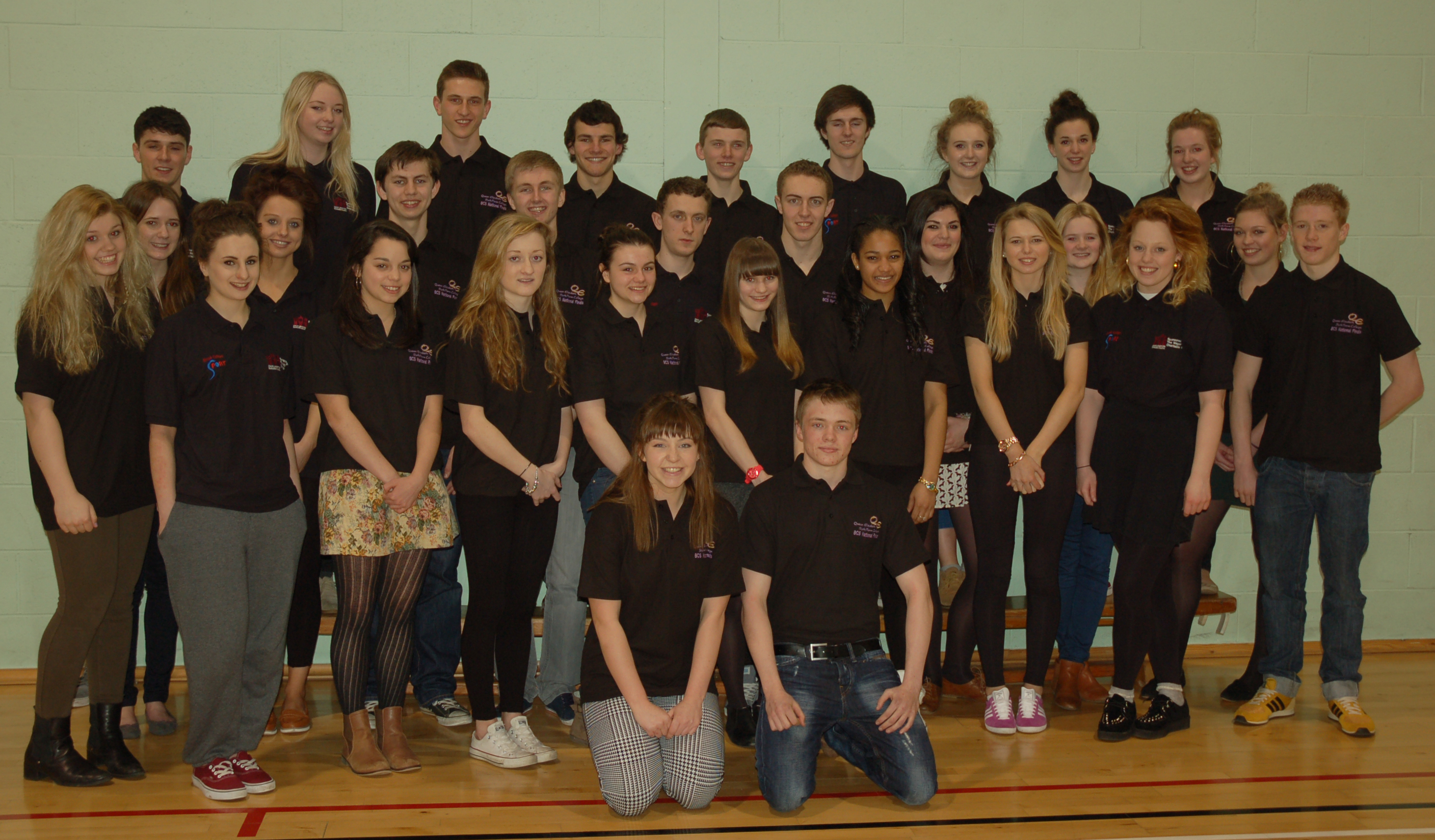 British Colleges' Sport National Finalists 2013
