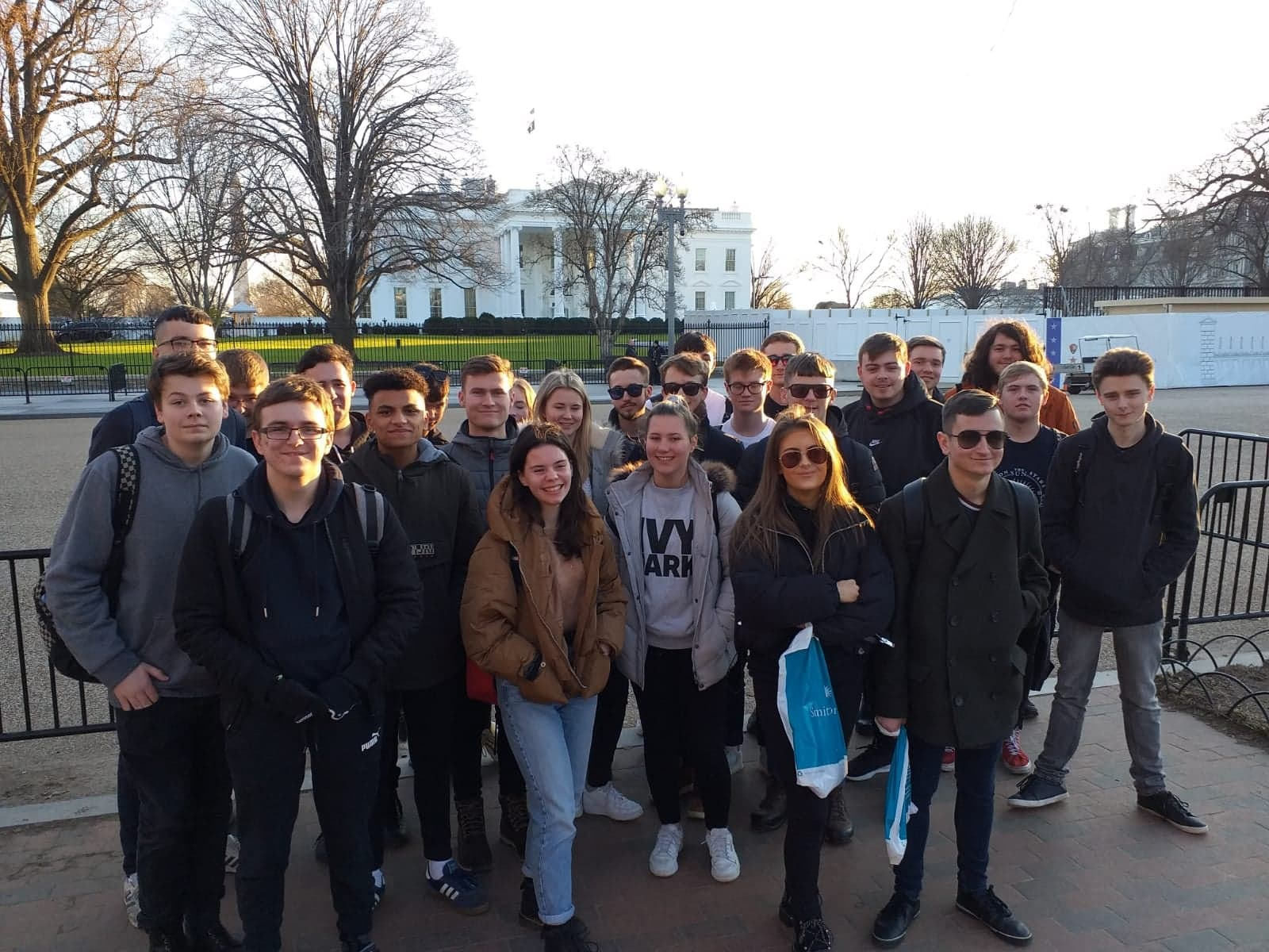 Politics Students Mix with US Politicians in Washington D.C.