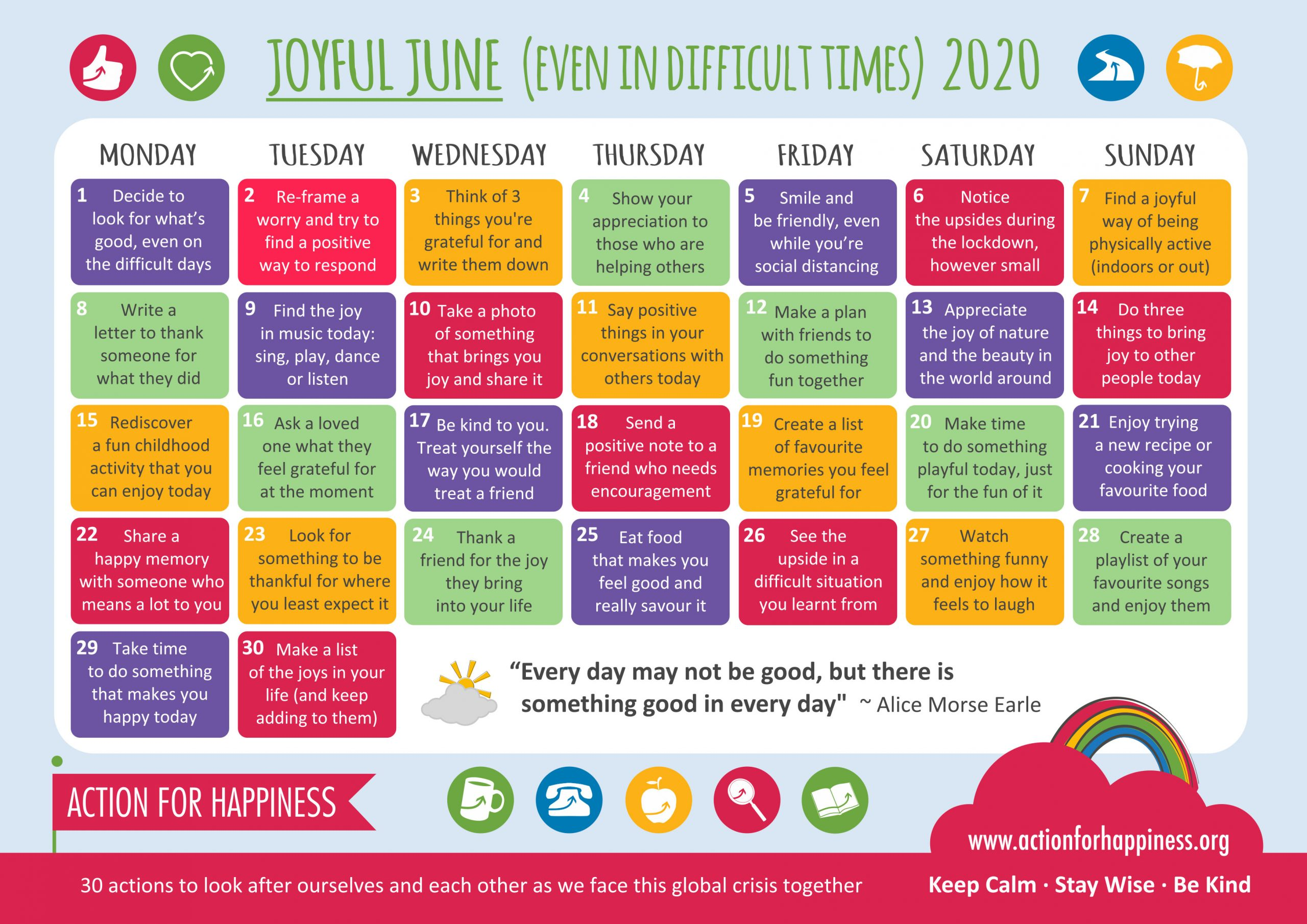 QE Staff and Students Participate in Joyful June