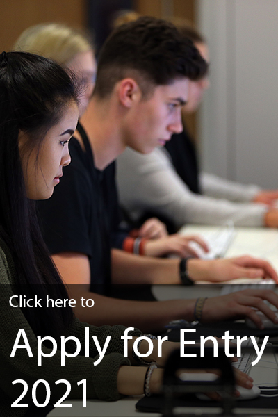 Apply now entry 2021
